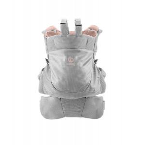 Stokke - 431610 - Porte bébé MyCarrier™ position abdominale & dorsale Rose Mesh (372362)