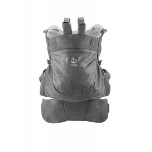 Stokke - 431611 - Porte bébé MyCarrier™ position abdominale & dorsale Gris Mesh (372364)