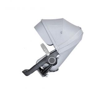Stokke - 509701 - Nouveau Siège de poussette Xplory V6 Gris mélange (372388)