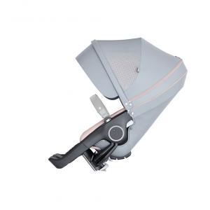 Stokke - 509709 - Nouveau Siège de poussette Xplory V6 Rose Athleisure (372404)