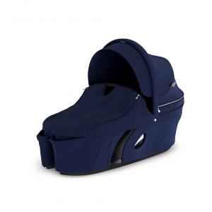 Stokke - 502303 - Nouvelle Nacelle pour poussette Xplory V6 Bleu Profond (372412)