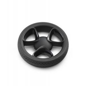 Stokke - 486600 - Lot de 4 roues noires pour poussette Xplory (372430)