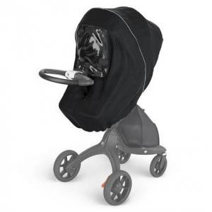 Stokke - 503200 - Nouvelle protection pluie compatible avec les nouveaux chassis Trailz et Xplory V6 (372490)