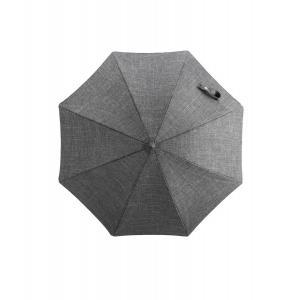 Stokke - 502902 - Nouvelle ombrelle Noir mélange pour poussette Stokke (372502)