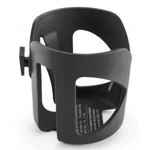 Stokke - 503000 - Porte gobelet Noir pour poussette Stokke (372508)