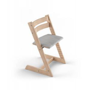 Stokke - 504302 - Coussin Adulte Croisé ardoise pour chaise Tripp Trapp (372526)