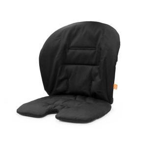 Stokke - 349907 - Coussin Noir pour chaise haute Steps (372536)
