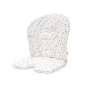 Stokke - 349908 - Coussin Soft Sprinkle pour chaise haute Steps (372538)