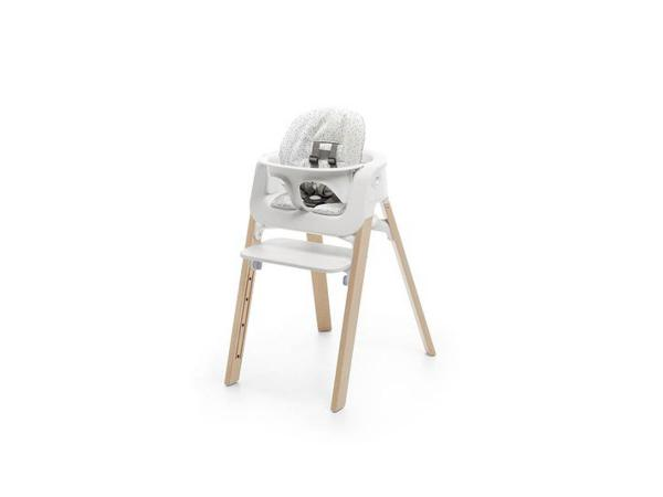 stokke coussin soft sprinkle pour chaise haute steps. Black Bedroom Furniture Sets. Home Design Ideas