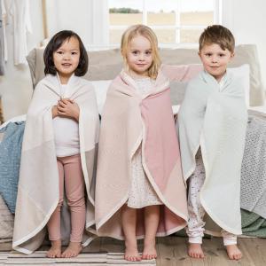Stokke - 518803 - Couverture tricot coton Bio Menthe (372580)