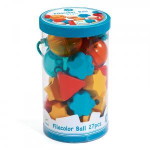 Djeco - DJ06161 - Premiers apprentissages -  Filacolor Ball (372786)
