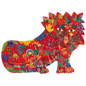 Djeco - DJ07654 - Puzz'Art Lion - 150 pièces (372790)
