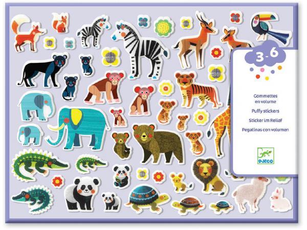 Stickers pour les petits - mamans et petits