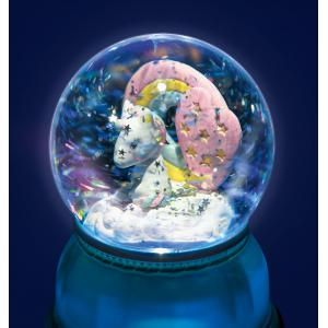 Djeco - DD03408 - Veilleuses boule de neige - Licorne (373066)