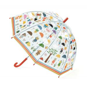 Djeco - DD04809 - Parapluies - Sous la pluie (373070)
