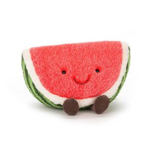 Jellycat - A2W - Amuseable Watermelon - 15  cm (373702)