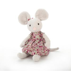 Jellycat - FL3M - Fleur Mouse - 27 cm (373758)