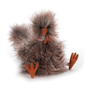 Jellycat - ORP2C - peluche Poule Orpie Chicken 24cm (373764)