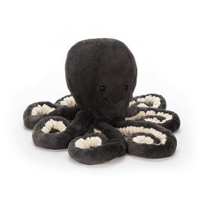 Jellycat - ODL2INK - Inky Octopus Little - 23 cm (373816)