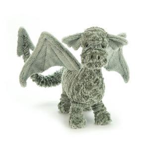 Jellycat - D2D - Peluche Dragon Darke Animal Légendaire - 35 cm (373828)