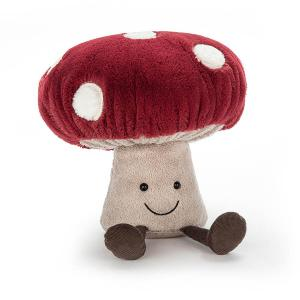 Jellycat - A2M - Amuseable Mushroom - 28 cm (373872)