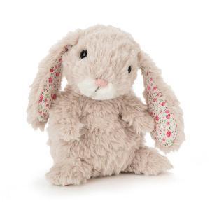 Jellycat - YUM6PB - Yummy Pansy Bunny - 13 cm (373932)