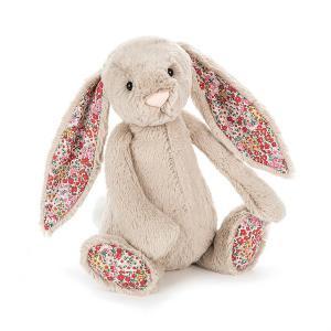 Jellycat - BL2BB - peluche lapin Blossom Beige Bunny Large 36cm (373942)