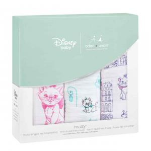 Aden and Anais - DISN204G - musy-langes en mousseline aristocats (374096)