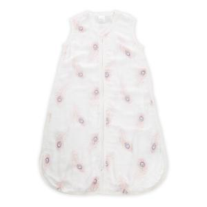 Aden and Anais - 19231G - gigoteuse silky soft - featherlight - dainty plume(6-12m) (374158)