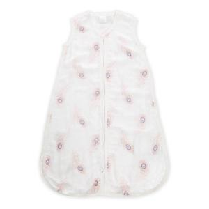 Aden and Anais - 19233G - gigoteuse silky soft - featherlight - dainty plume (18-24m) (374162)