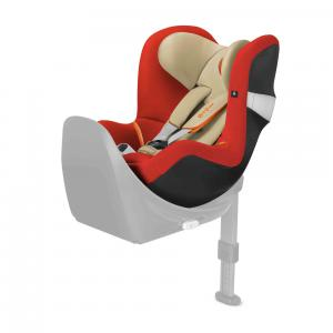 Cybex - 518000333 - Siège auto SIRONA M2 i-Size orange-Autumn gold (374254)