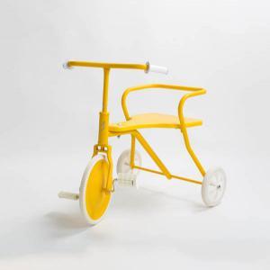 Foxrider - 106.000156 - Tricycle Foxrider jaune (374390)
