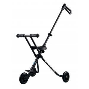 Micro - TR0002 - Micro Trike - Le porteur enfant ultra compact - Noir (375500)