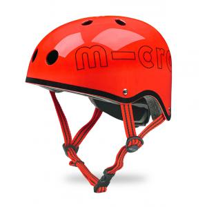 Micro - AC2068 - Casque - Rouge Glossy - Taille M (53 à 58 cm) (375532)