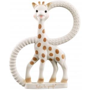 Vulli - 010318 - Anneau de dentition Sophie la girafe (à base de caoutchouc 100% naturel) (375674)
