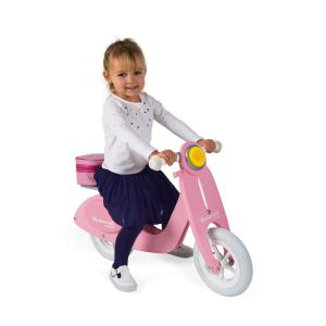 Janod - J03239 - Draisienne scooter rose mademoiselle (376090)