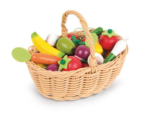 Panier de 24 fruits et legumes