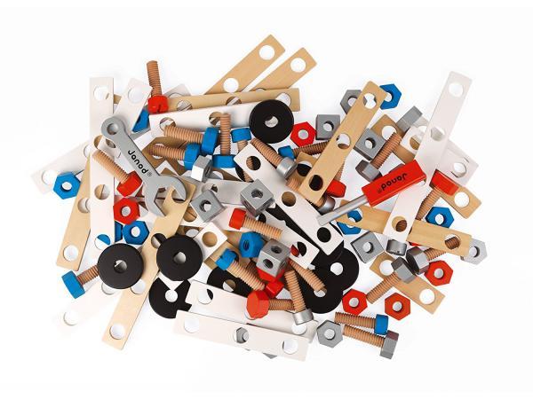 Baril brico'kids 100 pieces