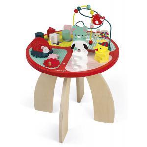 Janod - J08018 - Table d'activités - baby forest (376374)