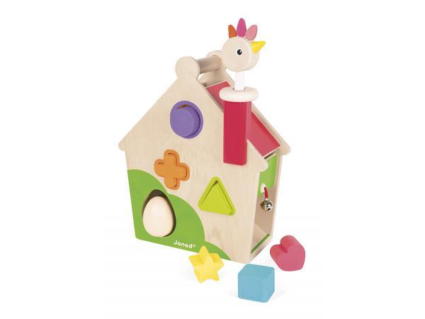 Maison d'activites poulette zigolos
