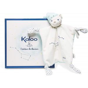 Kaloo - K960296 - Doudou Ourson 4 Nœuds 20 cm (377128)
