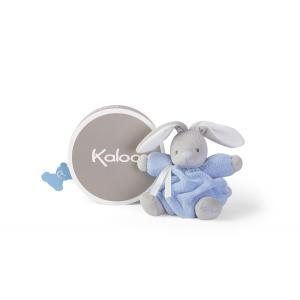 Kaloo - K969559 - Plume - patapouf Lapinou bleu - petit (377146)