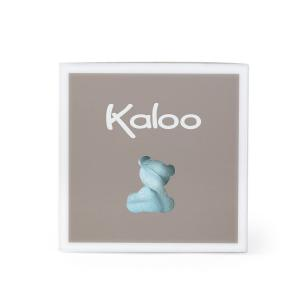Kaloo - K969565 - Plume - doudou lapinou aqua (377158)