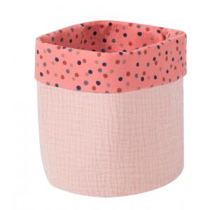 Moulin Roty - 665122 - Panier rose Les Jolis trop beaux (377580)