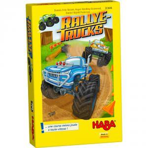 Haba - 303686 - Rallye Trucks (377866)