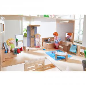Haba - 303837 - Little Friends – Meubles pour maison de poupée Douche (378026)