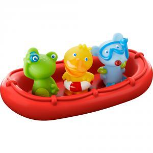 Haba - 303866 - Bateau de bain Matelots animaux (378072)