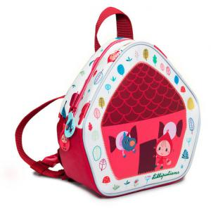 Lilliputiens - 84409 - Chaperon Rouge mini sac à dos (378228)