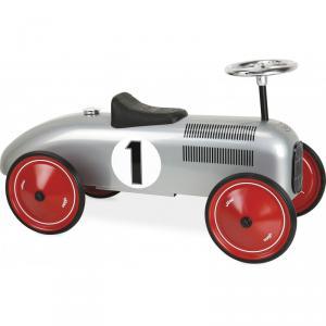 Vilac - 1117 - Porteur voiture vintage gris (378452)