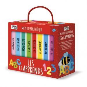 Sassi - 604837 - Livre Ma petite Bibliothèque - Lis et apprends (378706)